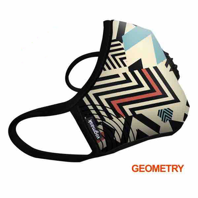2016 vogmask geometry masque antipolution