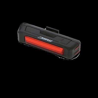 Lumière LED Rouge clignotante  velo MSC