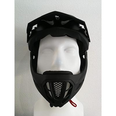 casque maniac vue de face
