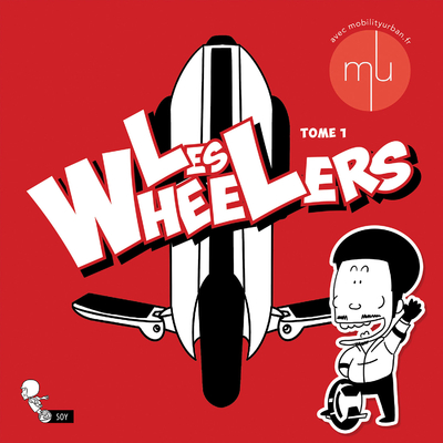 BD Les Wheelers Tome 1 - 2019