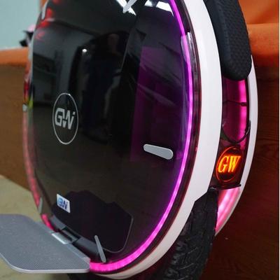 Gotway nikola vue de face roue 16 pouces détail