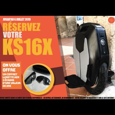 Roue électrique KINGSONG KS16X