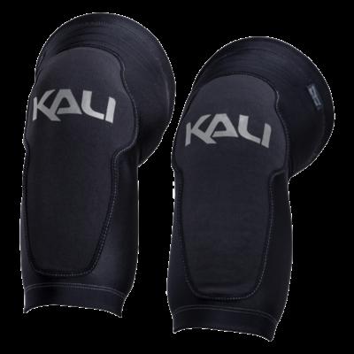 Genouillères KALI Mission Noir / Gris (knee)