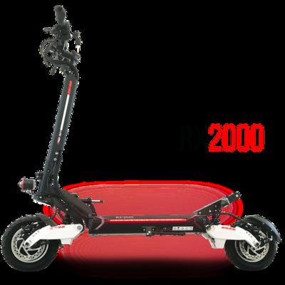Trottinette électrique Speedtrott RX2000 Double moteur