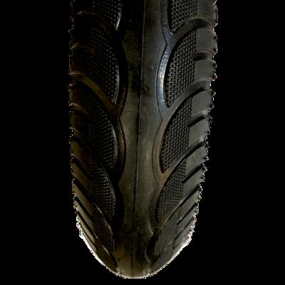 roue arrière gomme large trottinette electrique micor merlin