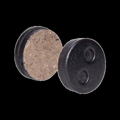 Jeu de 2 plaquettes de frein ronde pour trottinette xiaomi M365