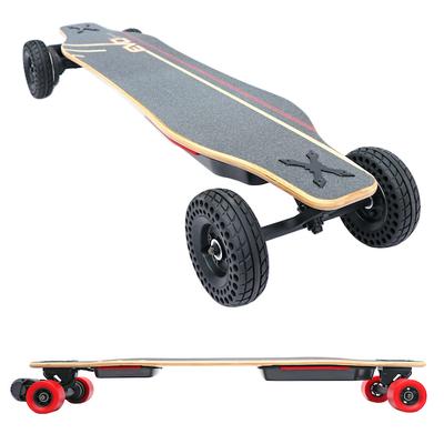 Skate électrique Switcher HP 2 en 1 route et tout terrain - 2x1600W