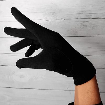 SOUS-GANTS RACER: Sous-gants 100% soie pour trottinette