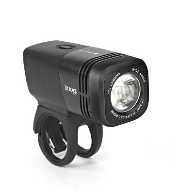 Eclairage avant vélo Led Blinder Noir USB