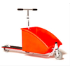 trottinette utilitaire cargo nimble orange