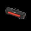 MSC barre rouge led pour velo