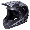 casque kali Zoka Dark Black