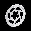 Disque de frein 5T trottinette xiaomi M365 110mm