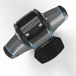 Gyroroue Uniwheel vue de détail