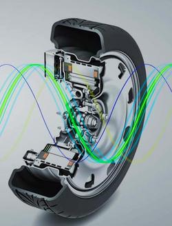 roue electrique et technologie