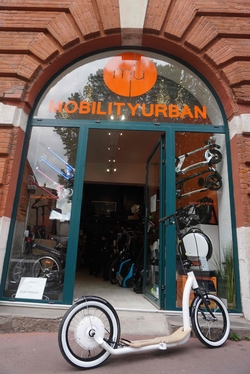trottinette flykly mobilityurban