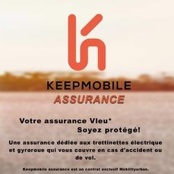 keepmobile assurance carré fond ville