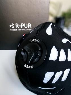 masque anti pollution francais