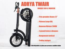 adrya twair Debout texte
