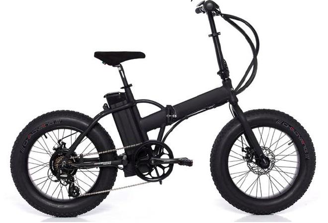 velo electrique e road mini fat bike. Black Bedroom Furniture Sets. Home Design Ideas