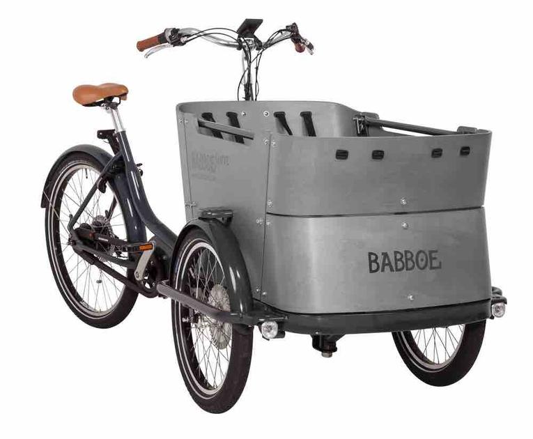 Velo cargo BABBOE triporteur MOUNTAIN CURVE
