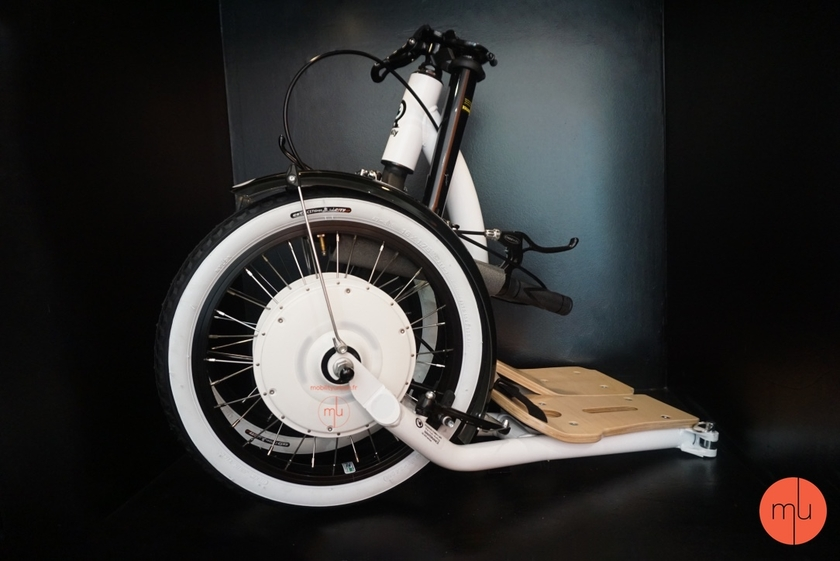 trottinette adulte flykly smart ped la electrique assistee