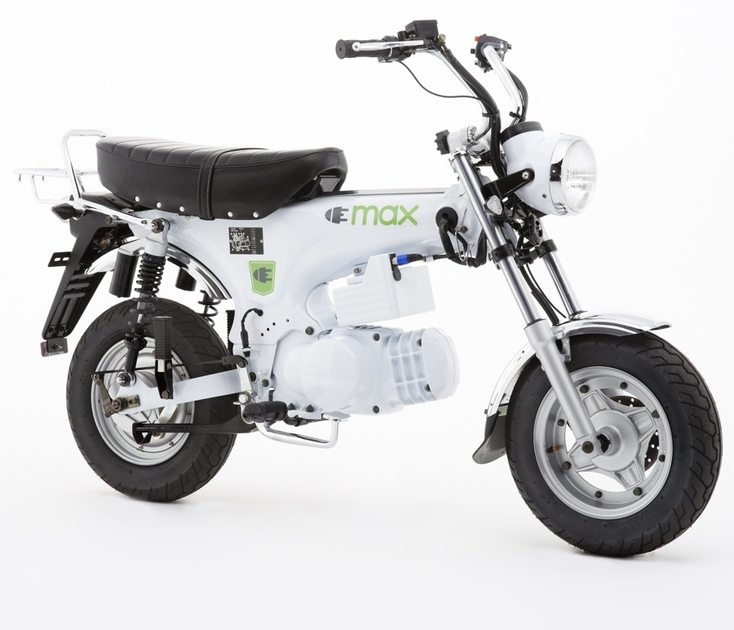 moto dax emax 50cc lectrique autres vehicules scooter electrique mobilityurban. Black Bedroom Furniture Sets. Home Design Ideas