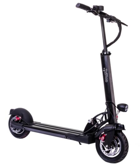 trottinette electrique izirod a grandes roues trottinette adulte mobility urban. Black Bedroom Furniture Sets. Home Design Ideas