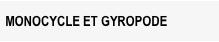 monocycle-gyropode