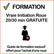 2017 initiation Vert Cadre orange