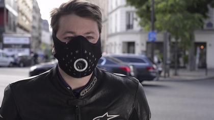 RPUR masque