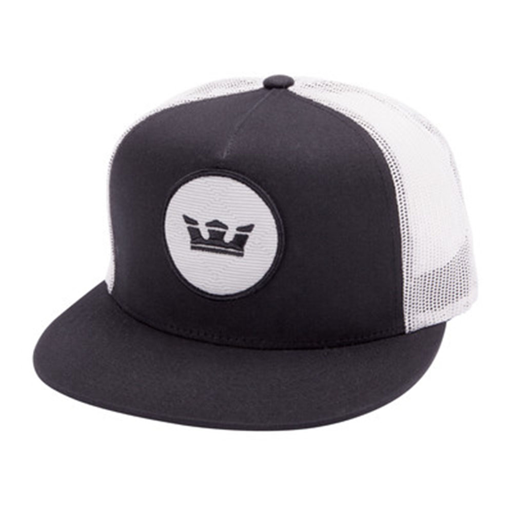 Casquette ICON PATCH BLACK GREY Supra Homme