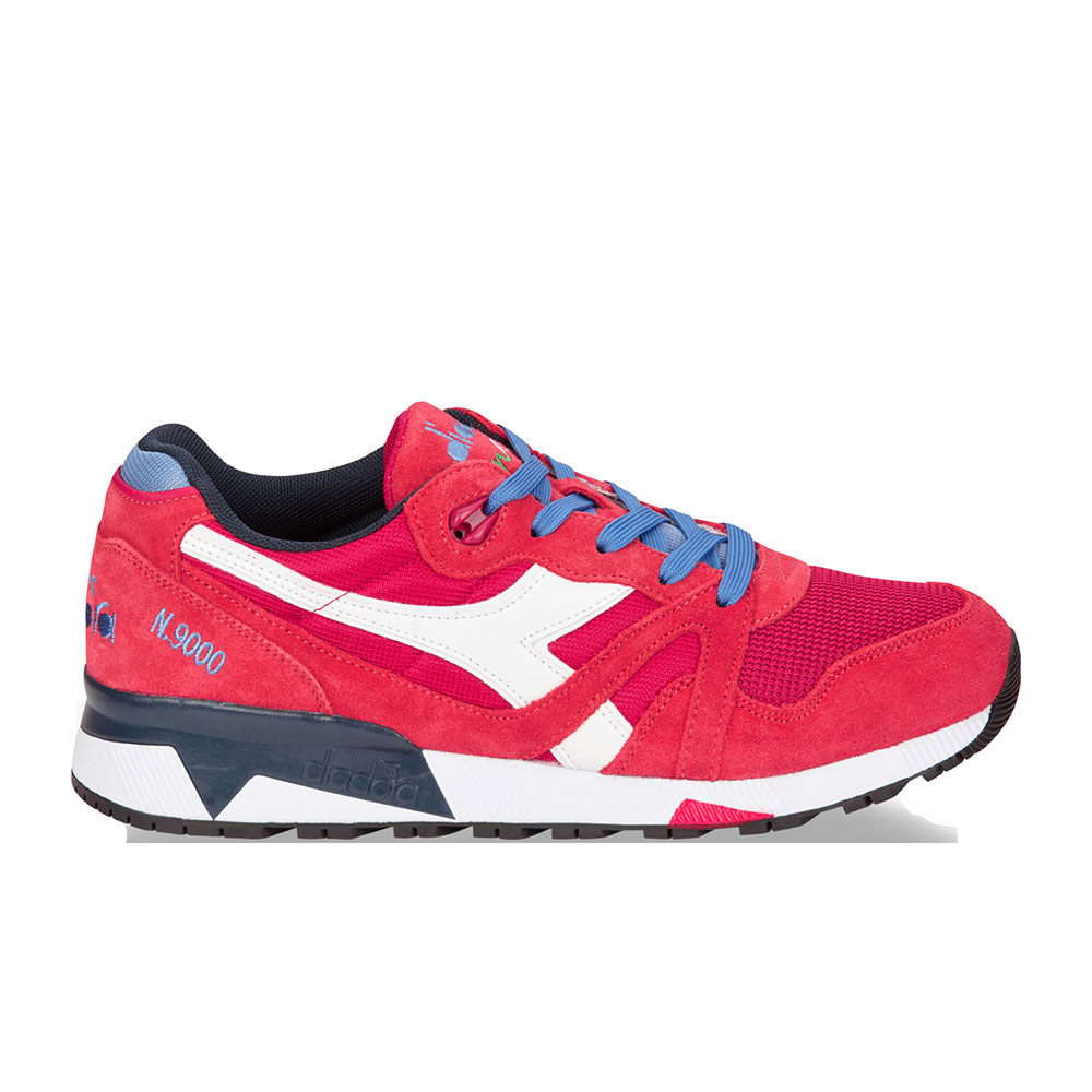 Baskets Diadora N9000 III - Rouge