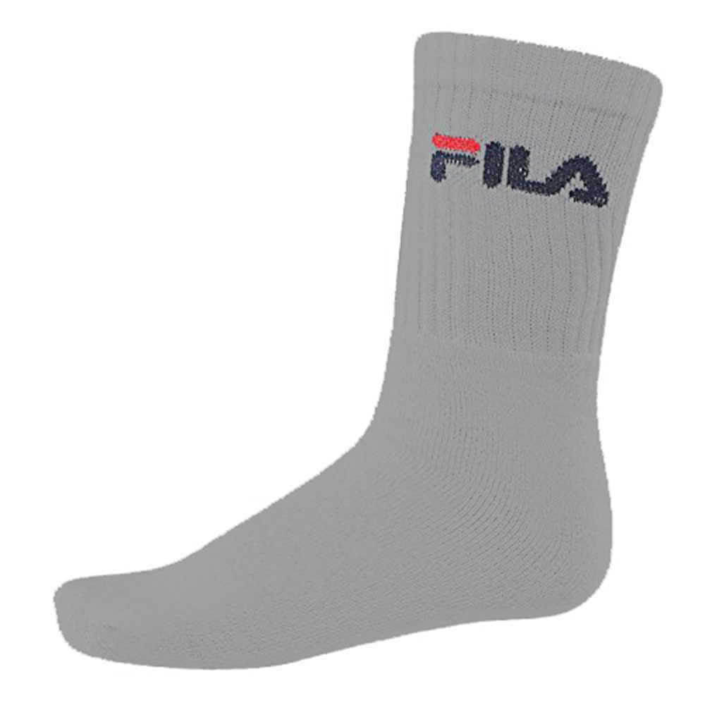 Pack 3 Chaussettes Grise - Fila