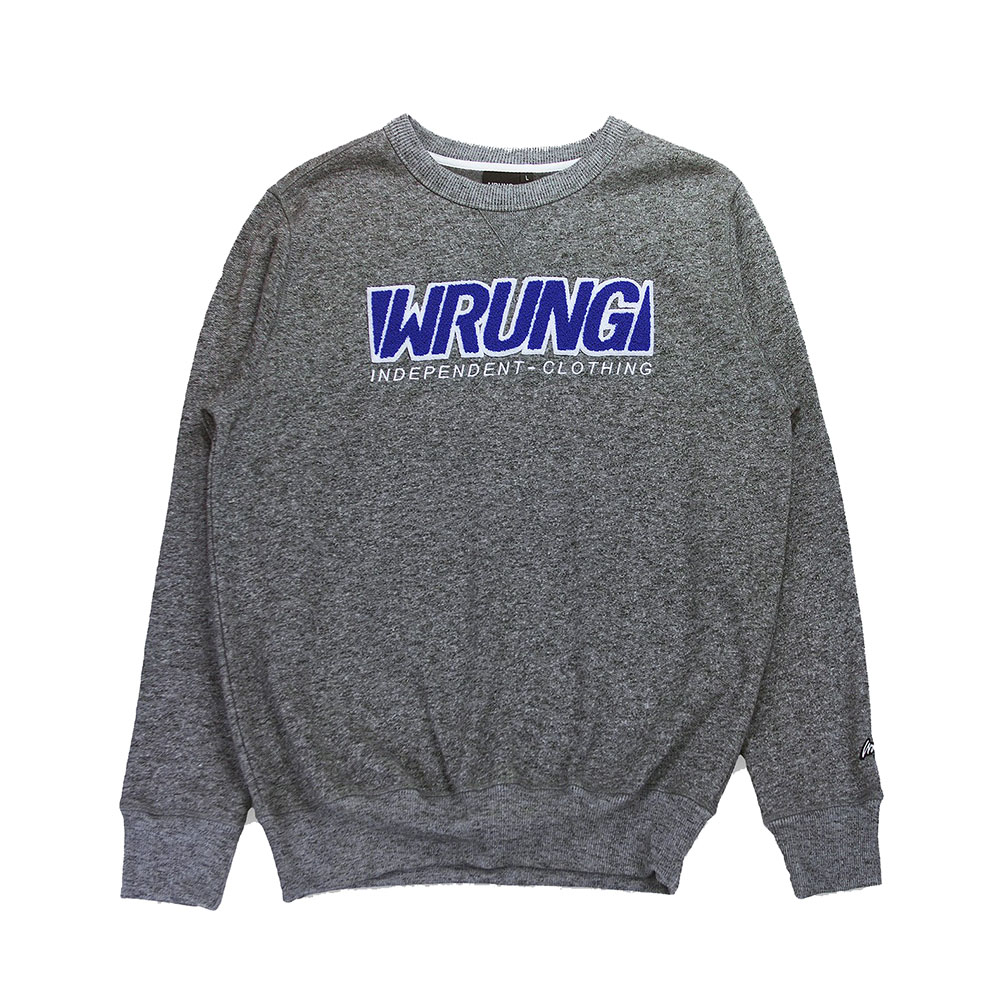 Sweat Step Gris Wrung