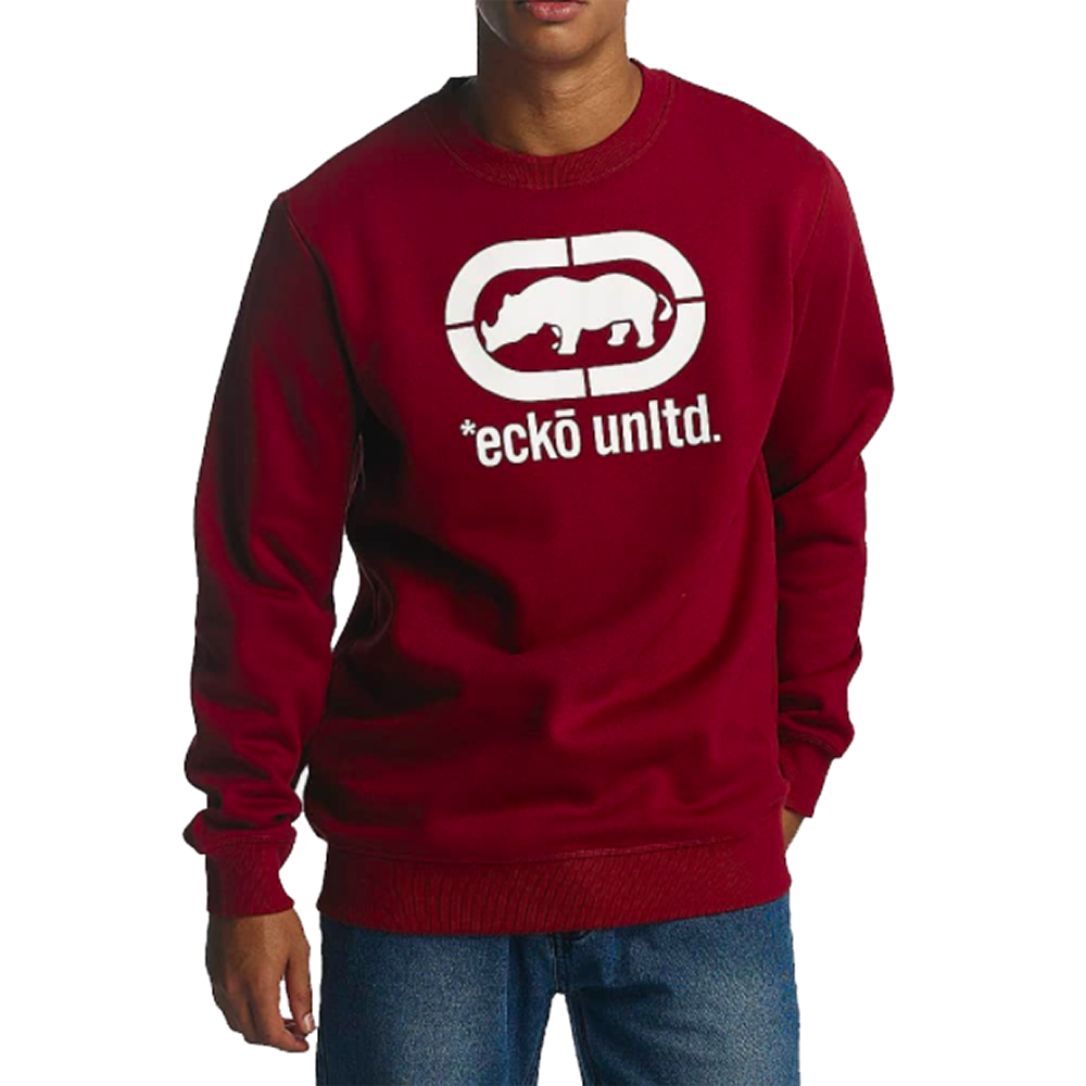 Sweat Homme Rouge Ecko