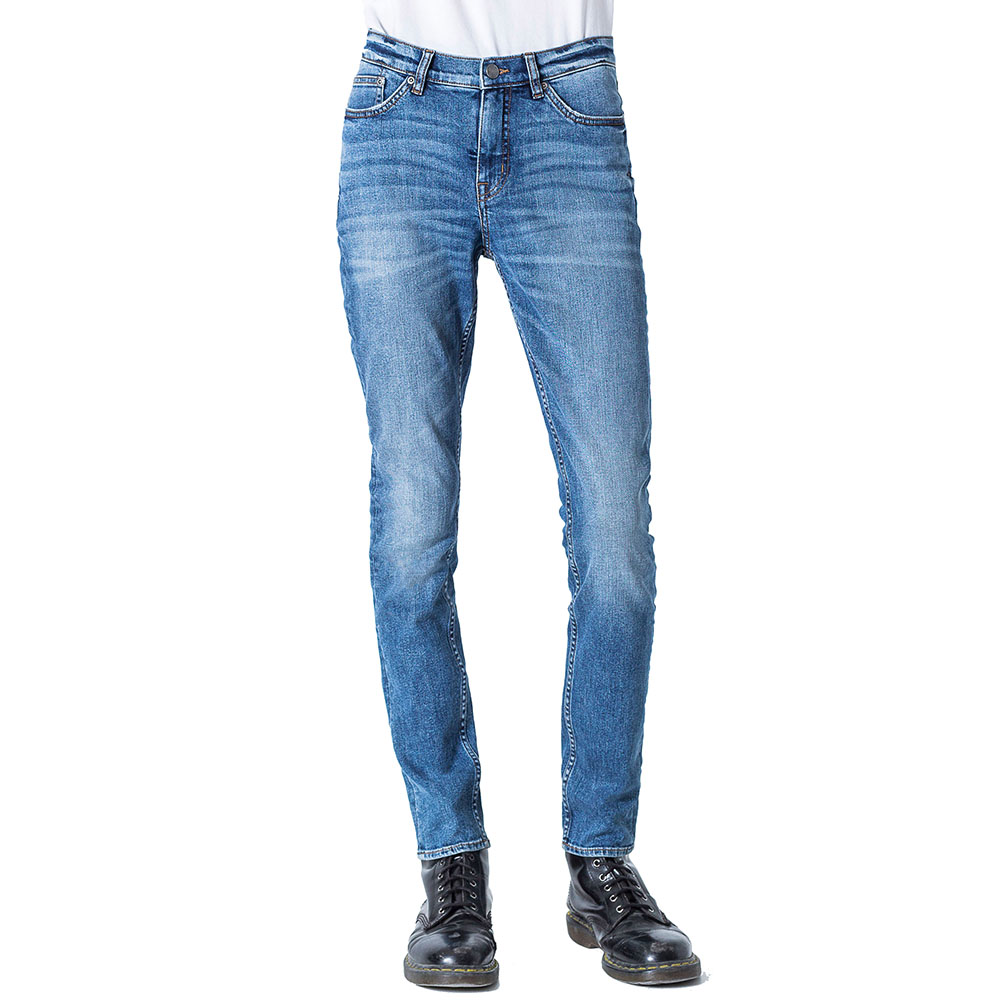Jeans Tight Sonic Bail Blue - Cheap Monday