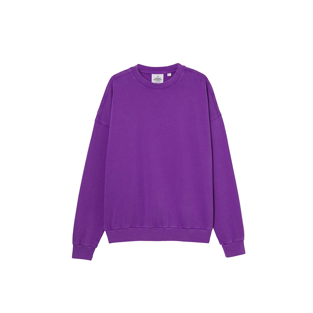 Sweat Violet Homme - Cheap Monday