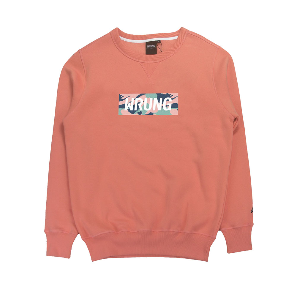 Sweat Wrung Corail Herbie