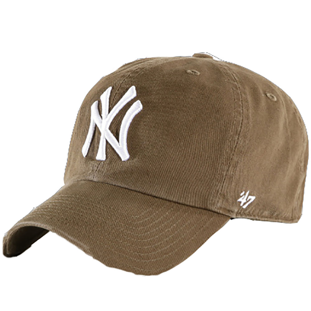 Casquette-Beige-New-York-Yankees-Homme-\'47
