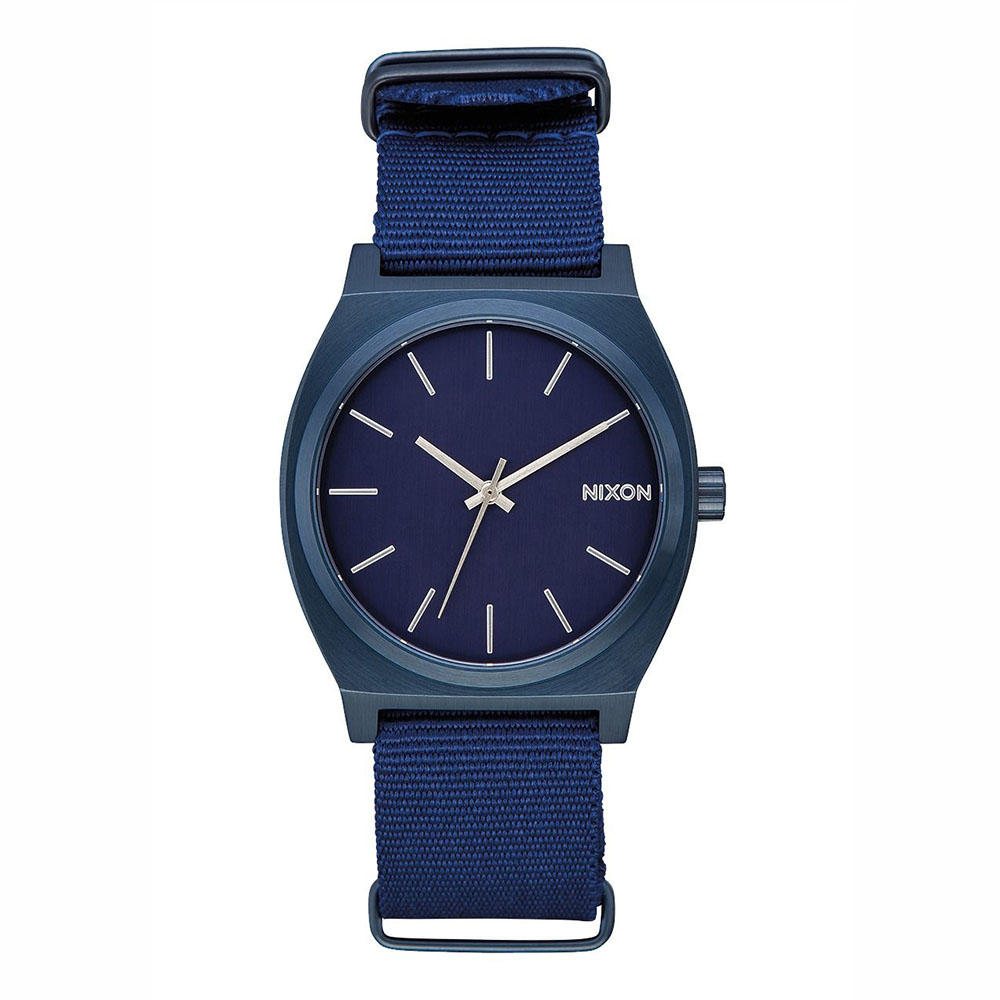 MONTRE-TIME-TELLER-BLEU