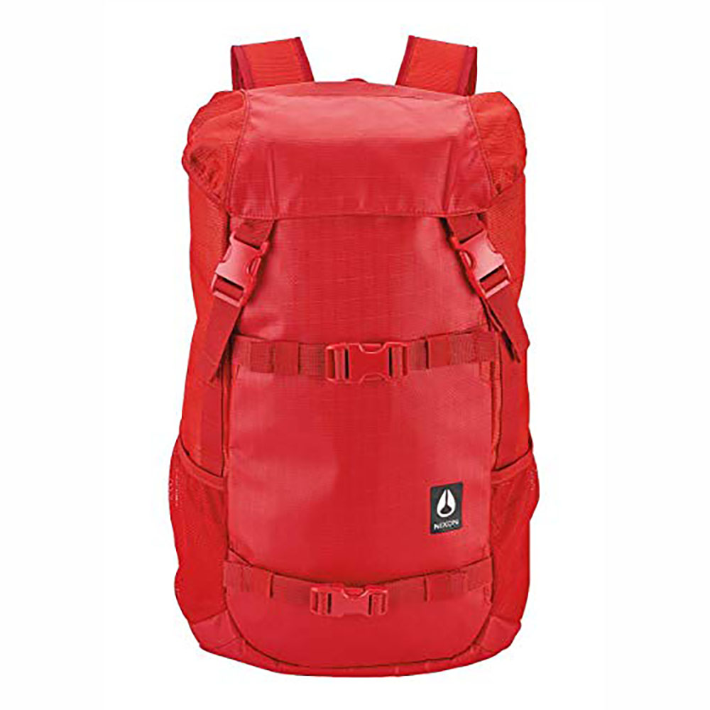 Sac a dos Nixon rouge traps backpack