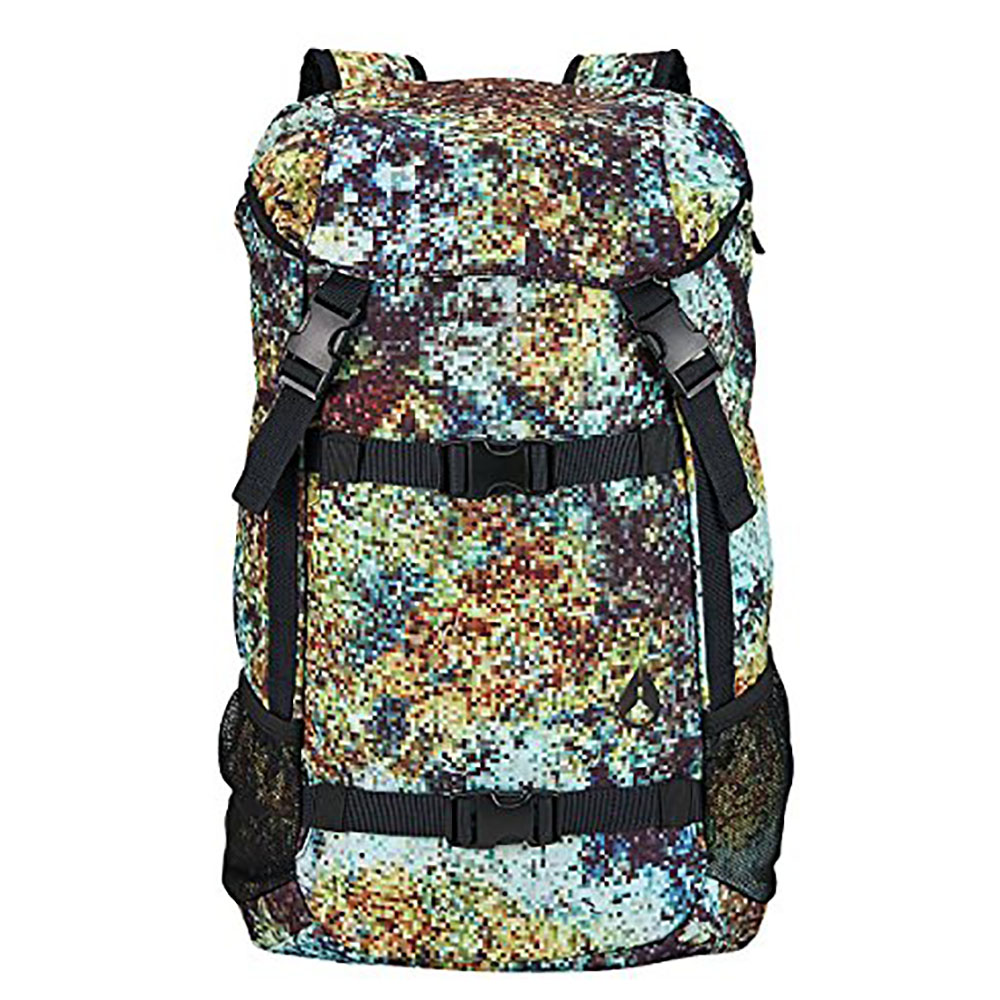 Sac a dos nixon vert landlock backpack