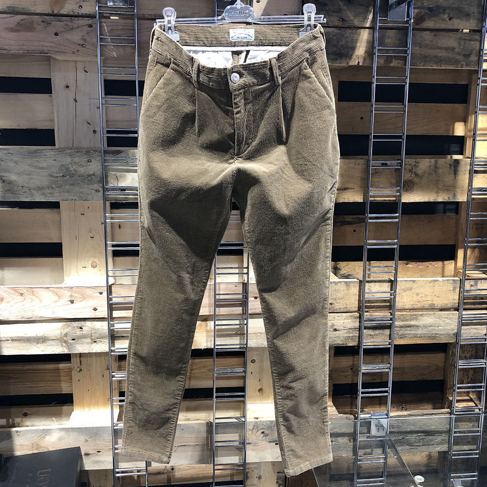 Pantalon velours camel Only and Sons