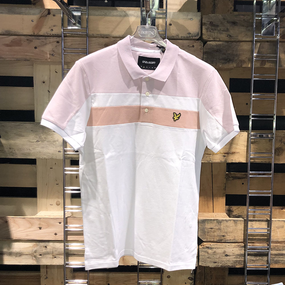 Polo Colour Block Lyle & Scott