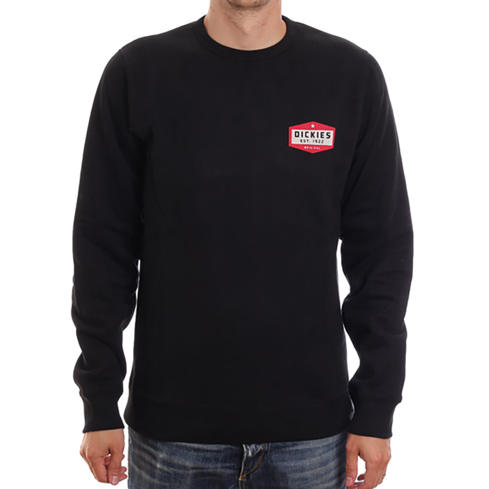 Sweat-shirt noir Harborcreek Dickies