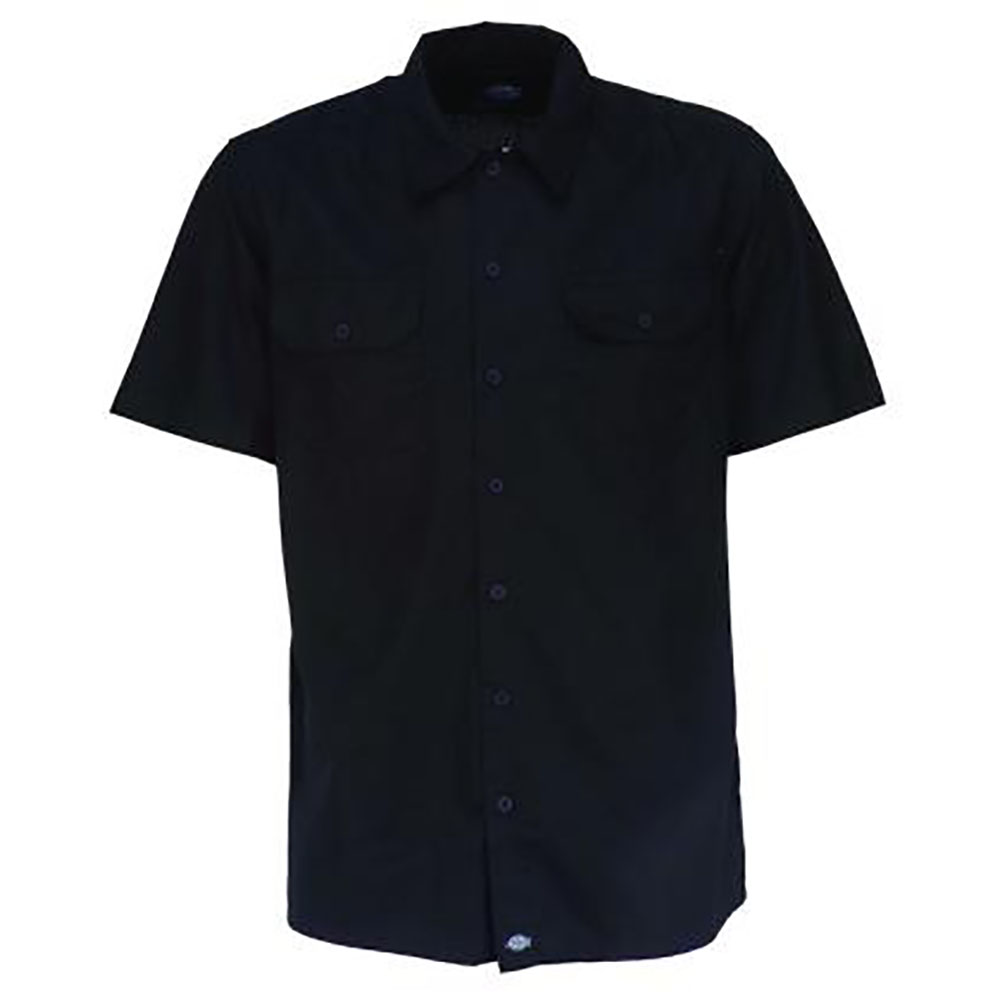 Chemise noire manches courtes Talpa Dickies