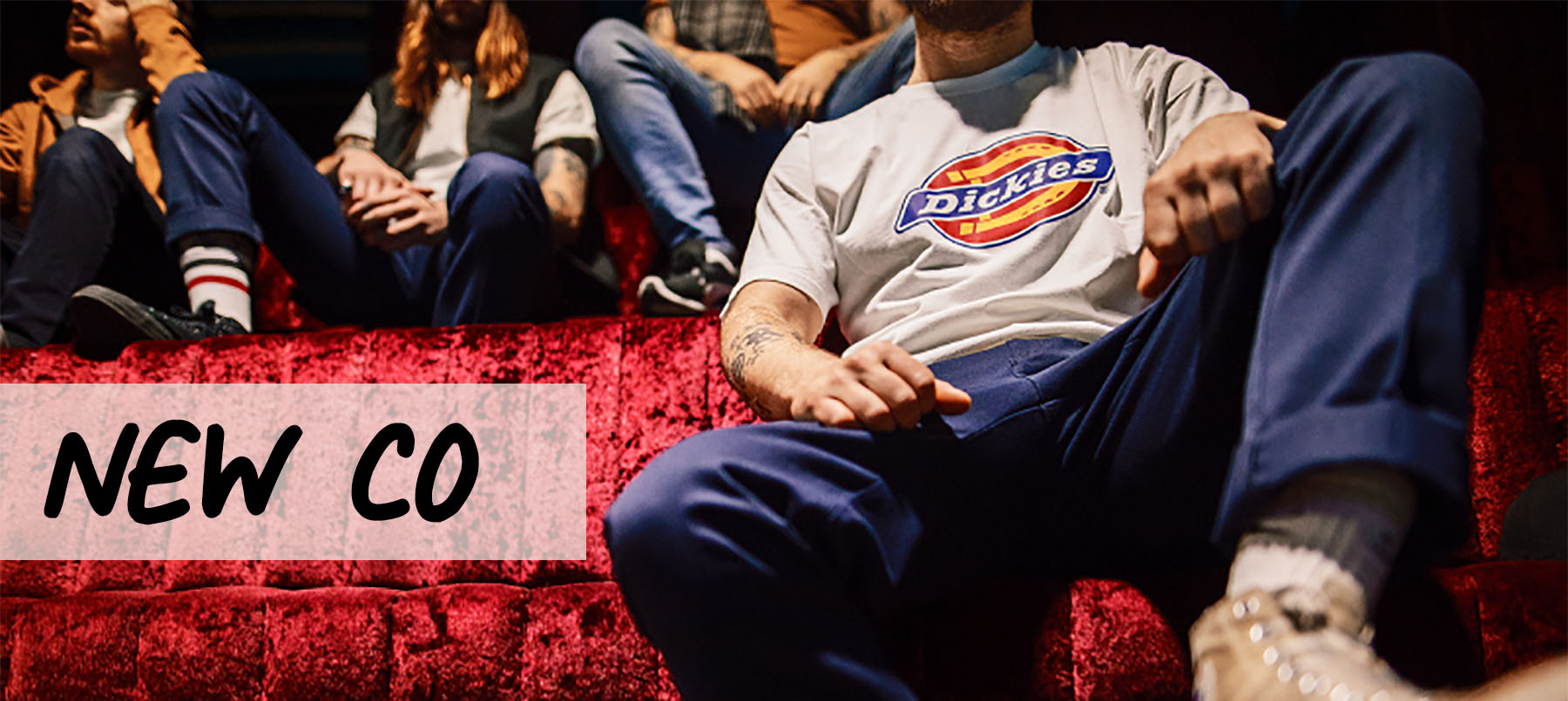 Nouvelle collection Dickies