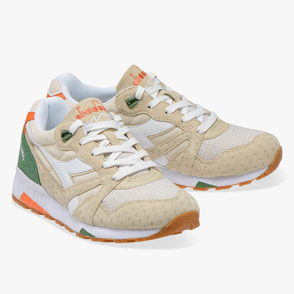 Baskets Diadora N9000 Summer - beige