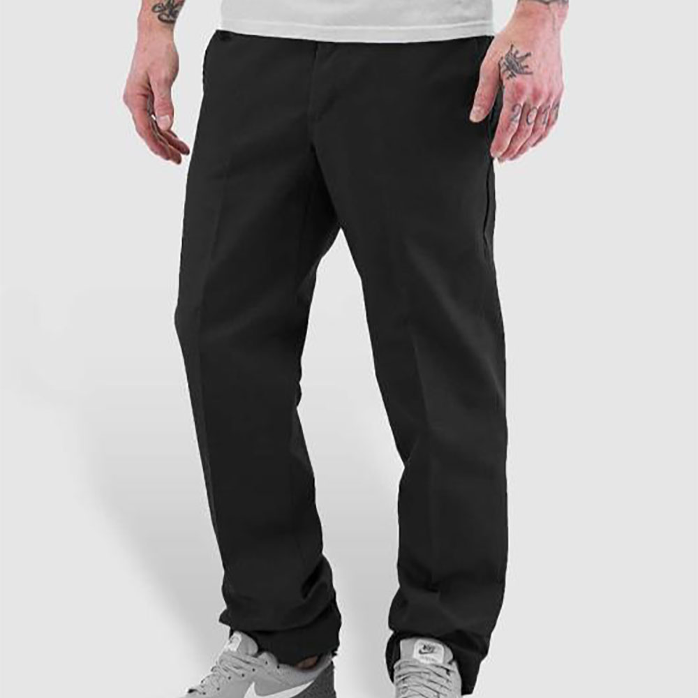 Pantalon chino Industrial noir DIckies